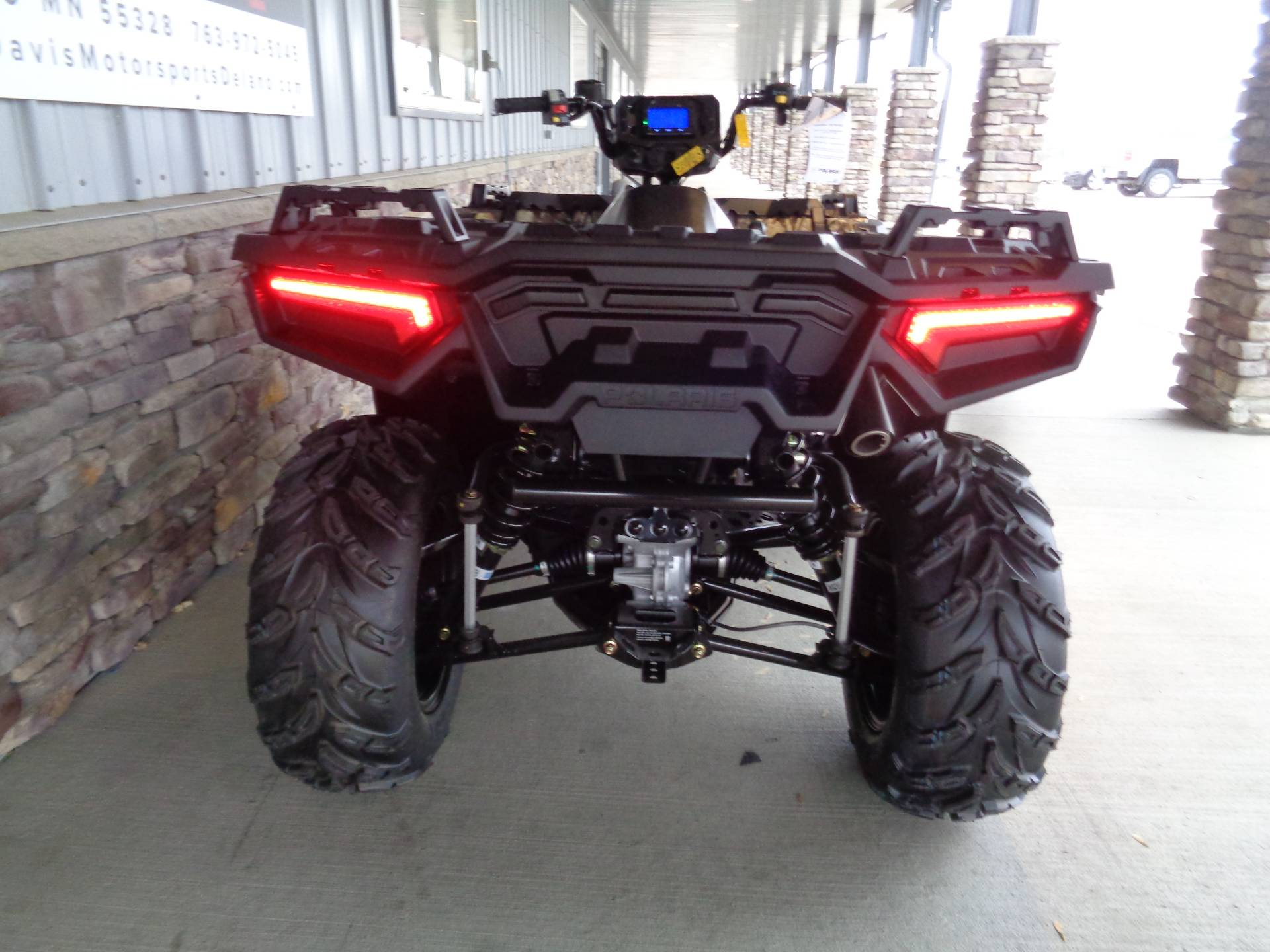 2021 Polaris Sportsman 850 Premium in Delano, Minnesota - Photo 8