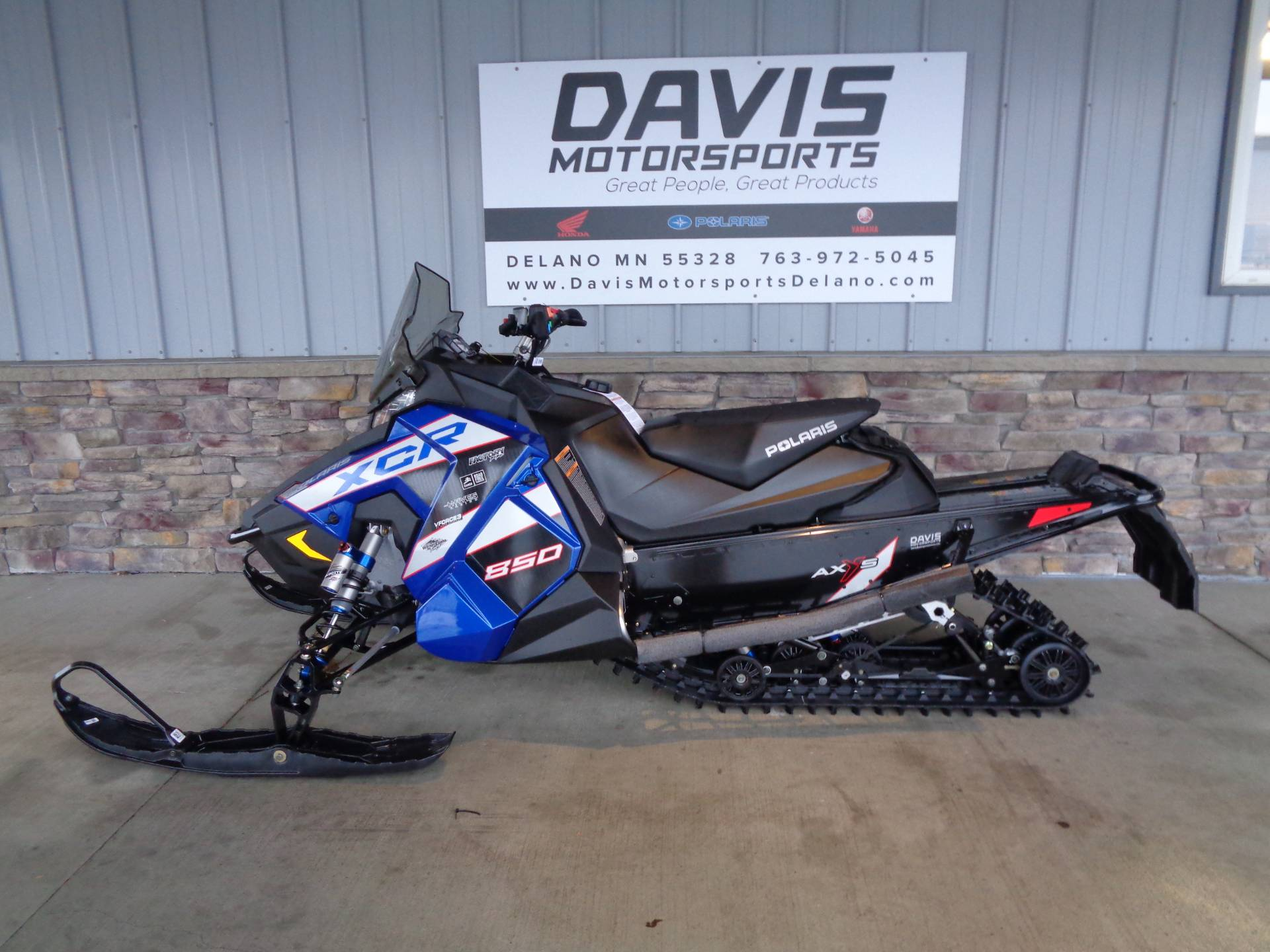2021 Polaris 850 Indy XCR 129 Factory Choice in Delano, Minnesota - Photo 2