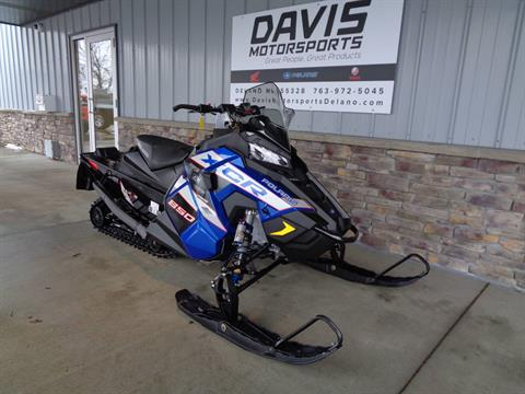 2021 Polaris 850 Indy XCR 129 Factory Choice in Delano, Minnesota - Photo 3
