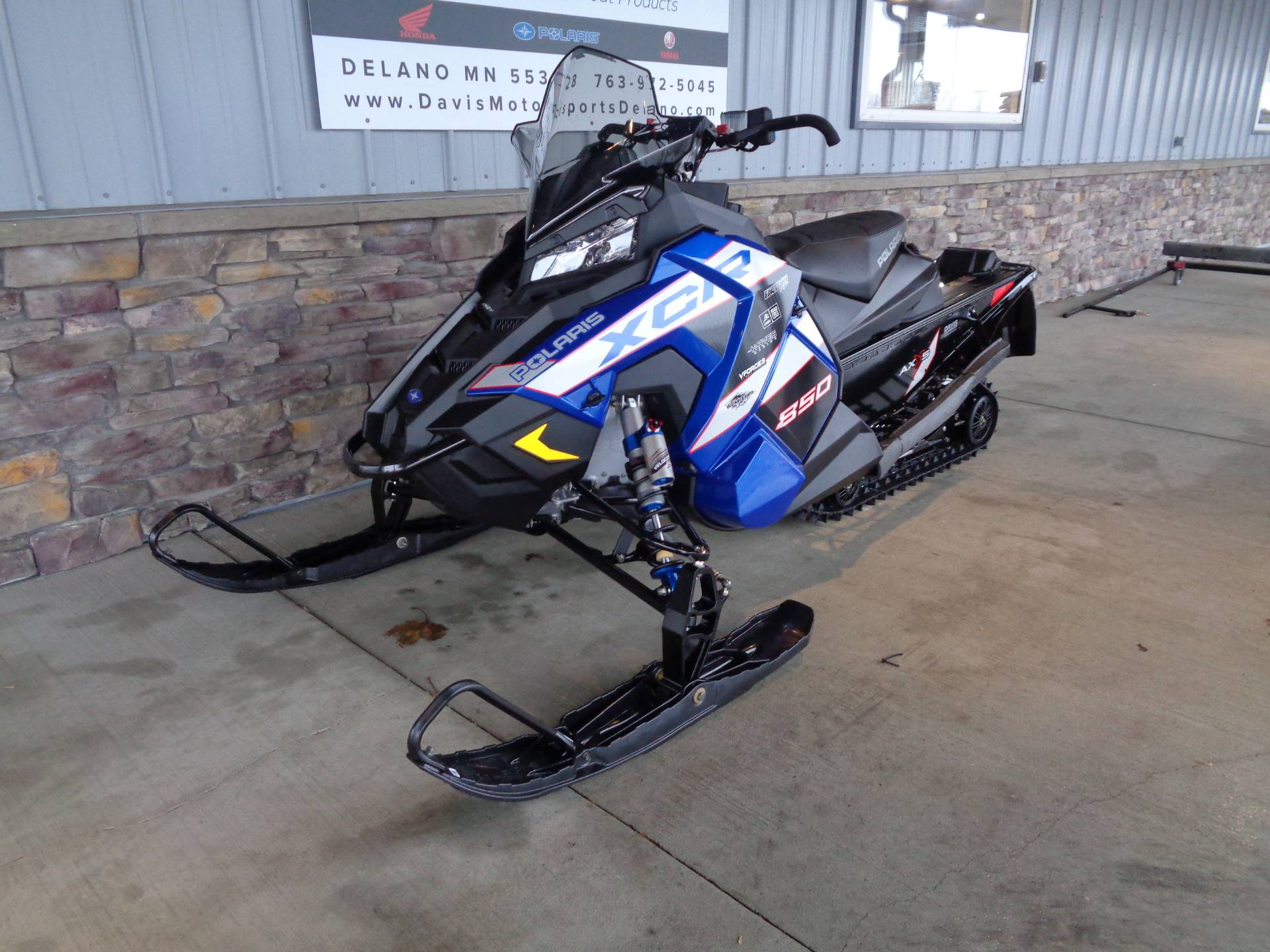 2021 Polaris 850 Indy XCR 129 Factory Choice in Delano, Minnesota - Photo 4