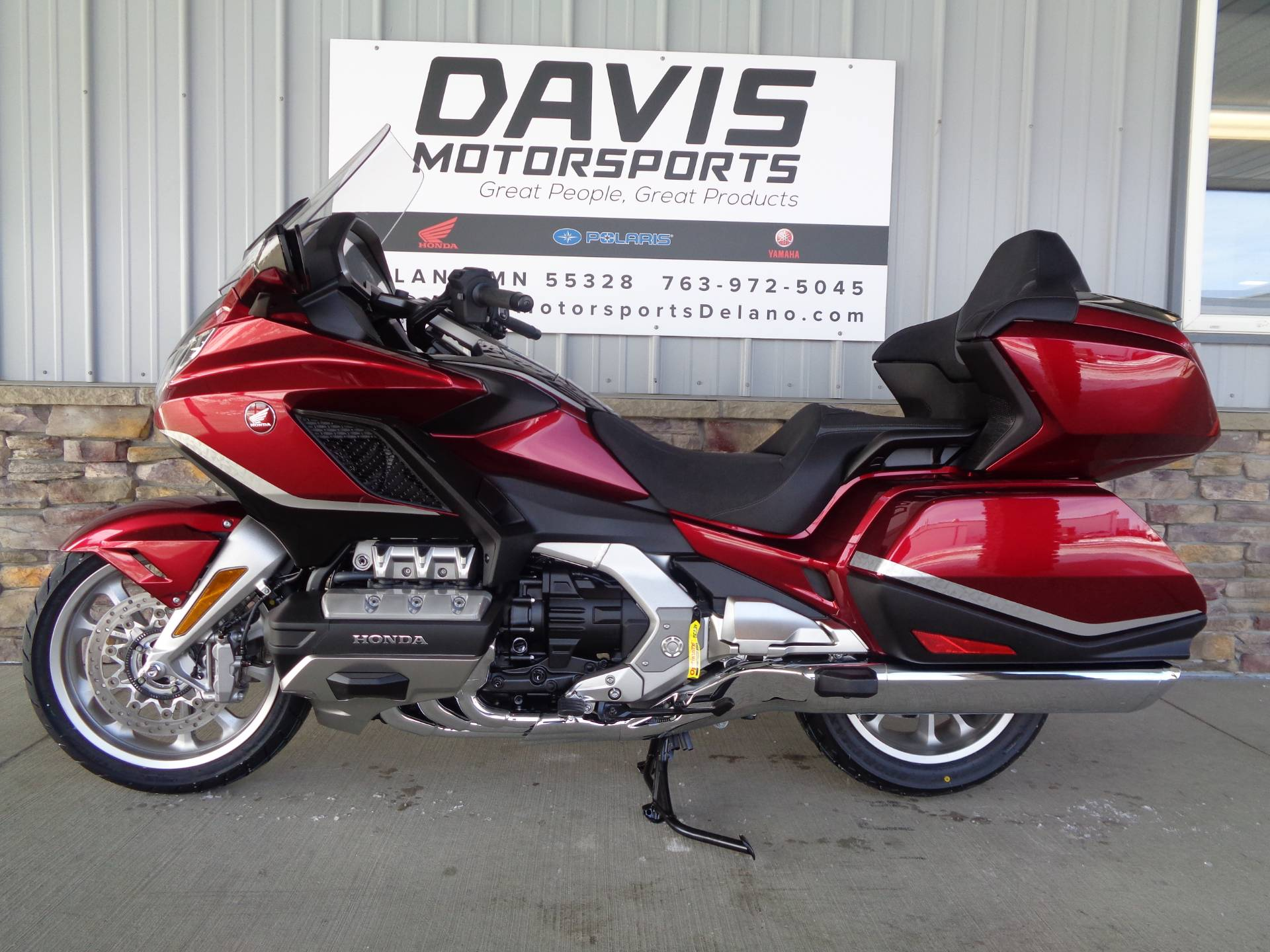 2021 Honda Gold Wing Tour Automatic DCT in Delano, Minnesota - Photo 2