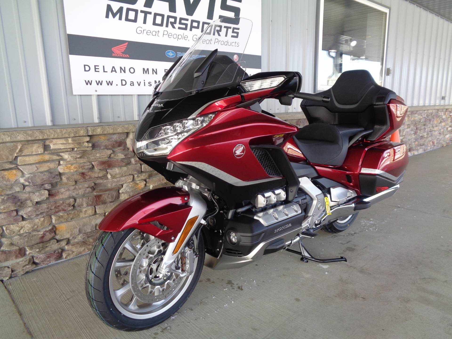 2021 Honda Gold Wing Tour Automatic DCT in Delano, Minnesota - Photo 4