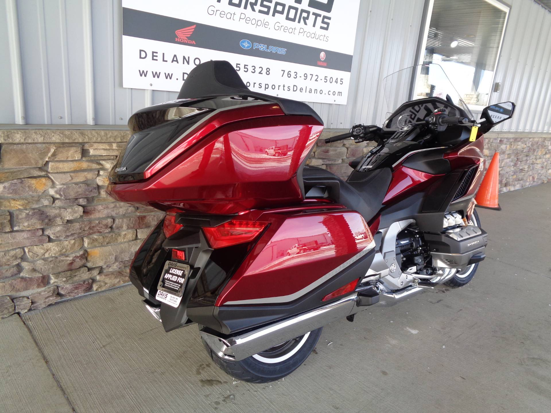 2021 Honda Gold Wing Tour Automatic DCT in Delano, Minnesota - Photo 5