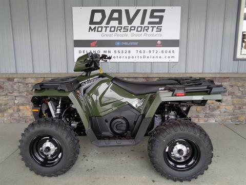 2020 Polaris Sportsman 450 H.O. in Delano, Minnesota - Photo 2