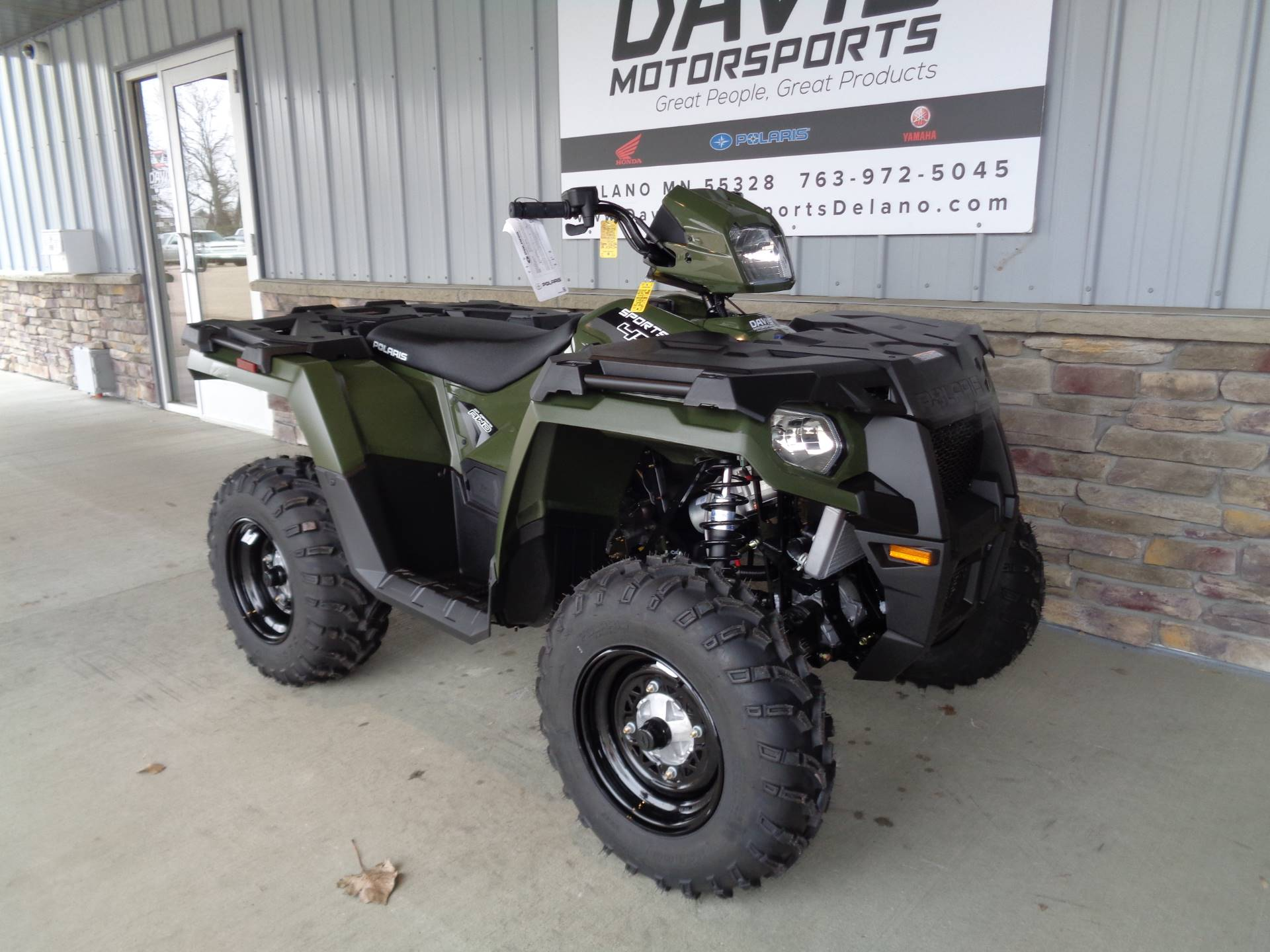 2020 Polaris Sportsman 450 H.O. in Delano, Minnesota - Photo 3