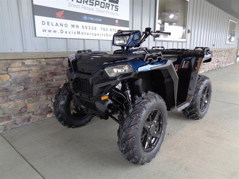 2021 Polaris Sportsman 850 Premium in Delano, Minnesota - Photo 4