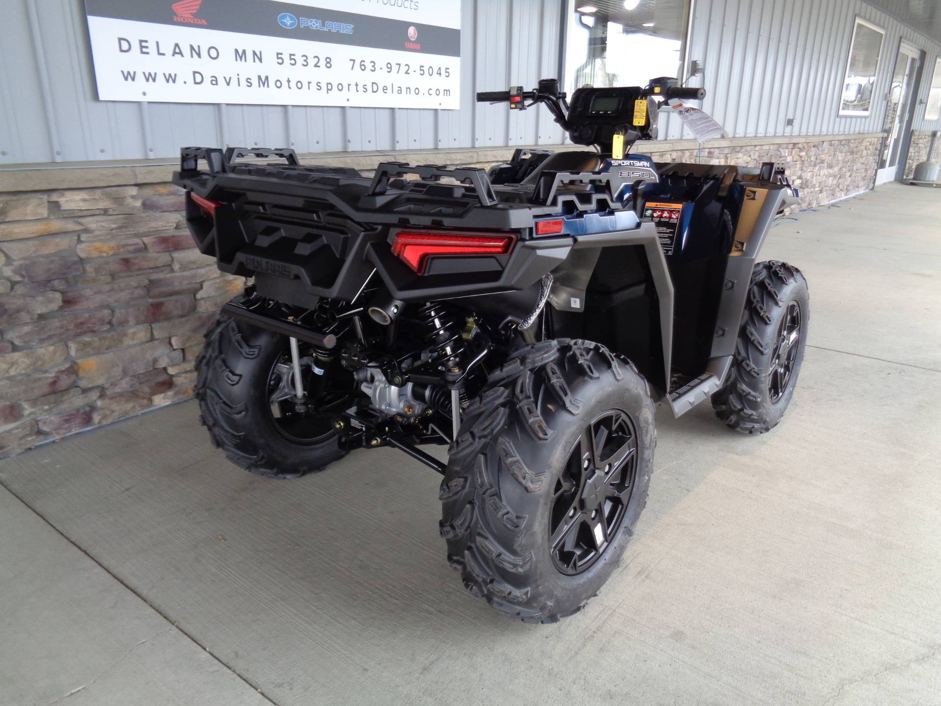 2021 Polaris Sportsman 850 Premium in Delano, Minnesota - Photo 5