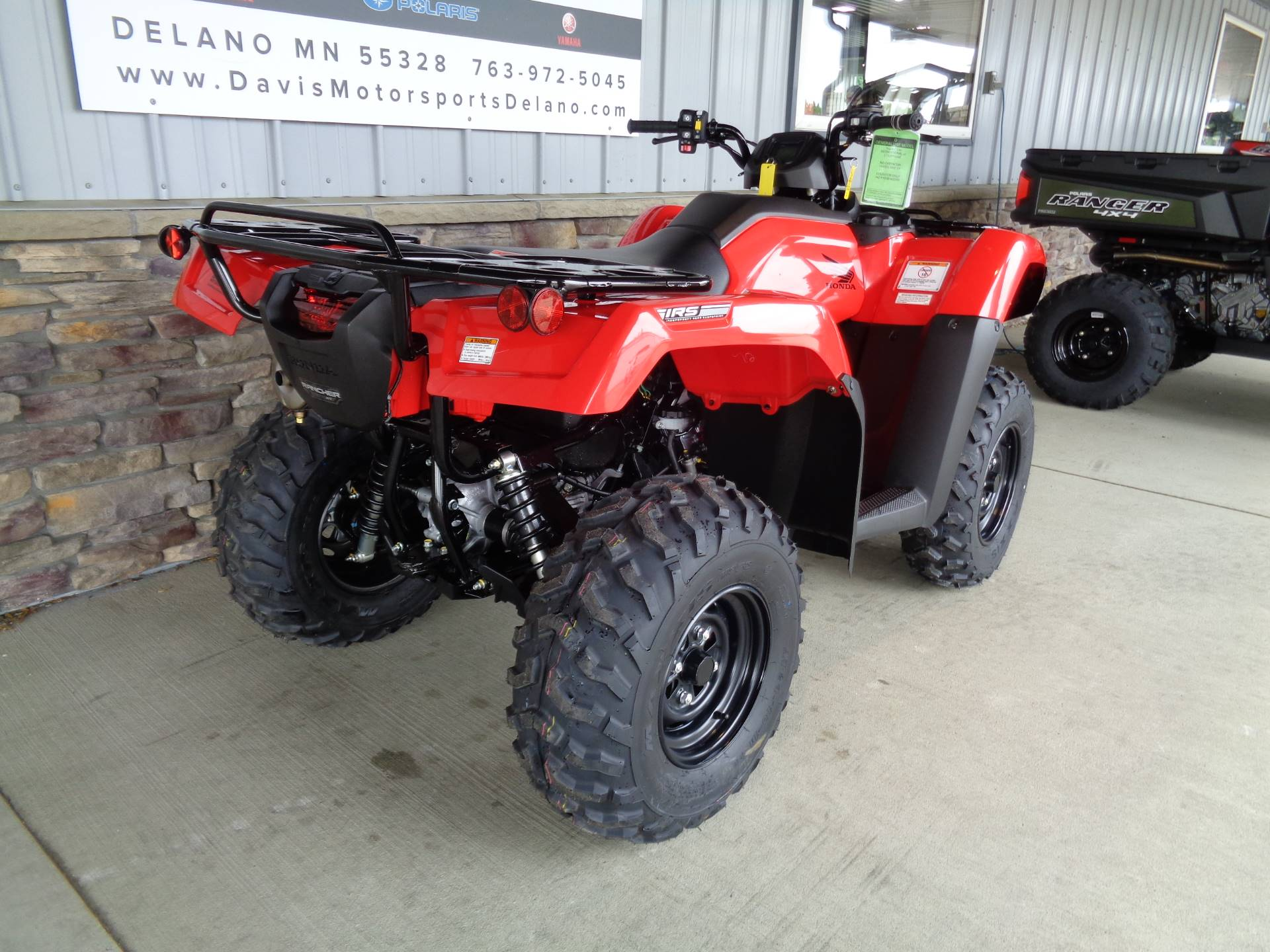 2020 Honda FourTrax Rancher 4x4 Automatic DCT IRS EPS in Delano, Minnesota - Photo 5