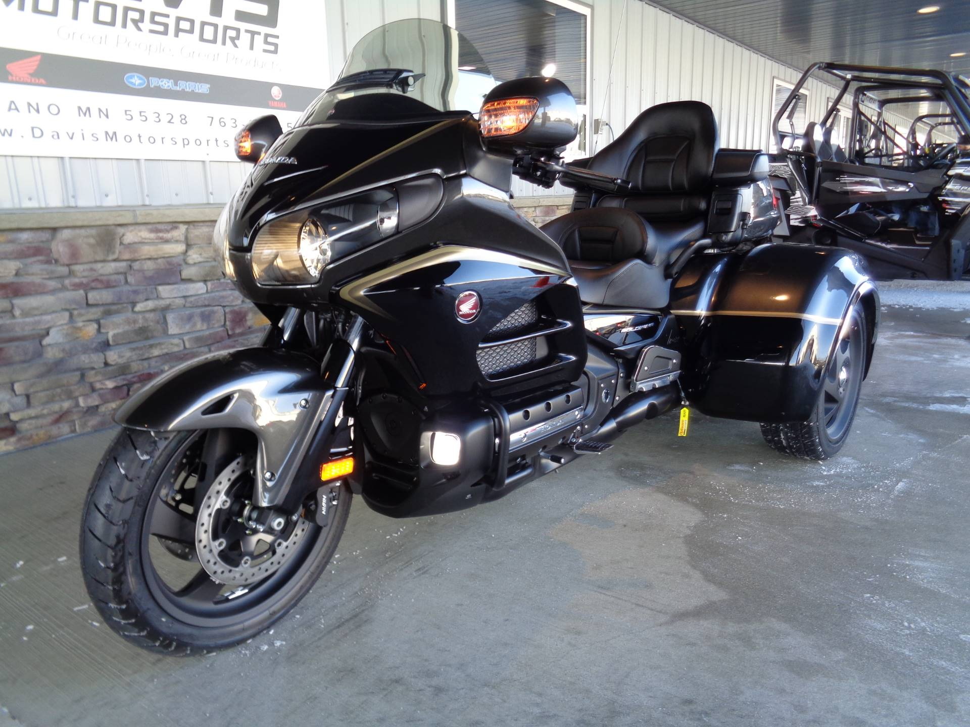 2016 Honda Gold Wing Audio Comfort in Delano, Minnesota - Photo 4