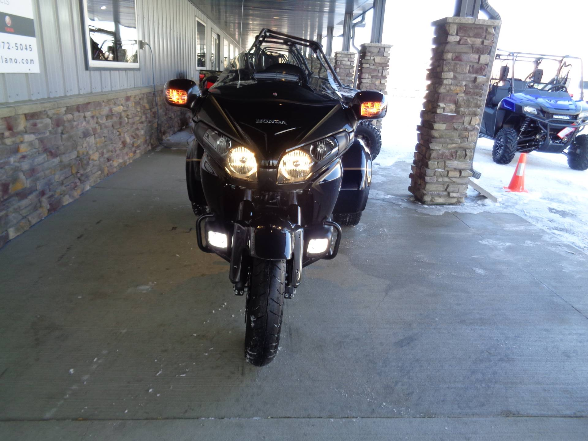 2016 Honda Gold Wing Audio Comfort in Delano, Minnesota - Photo 10