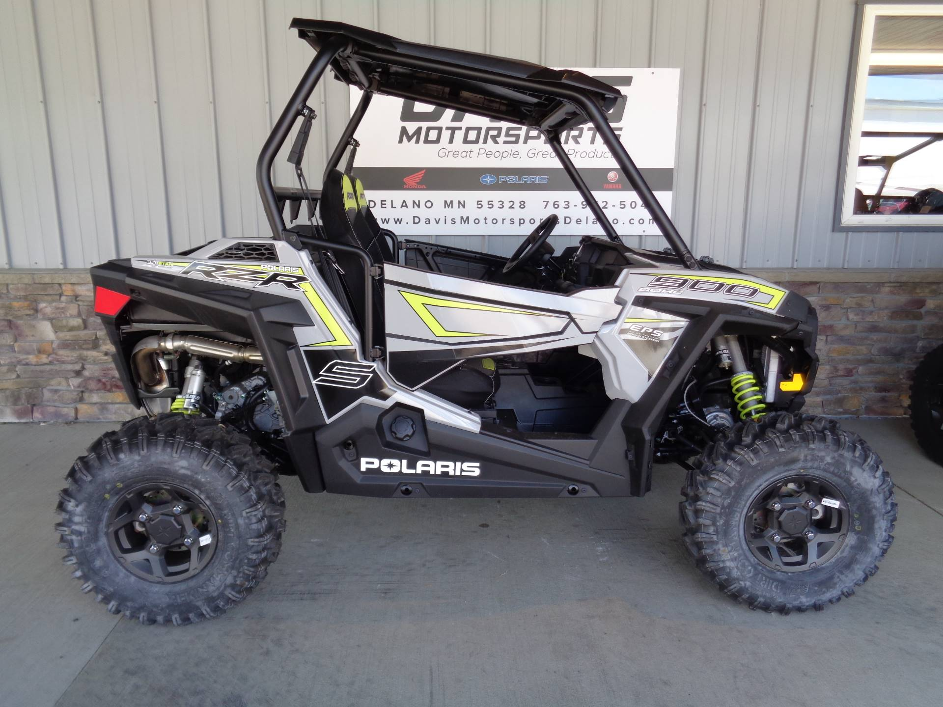 2018 Polaris Rzr S 900 Eps In Delano Minnesota