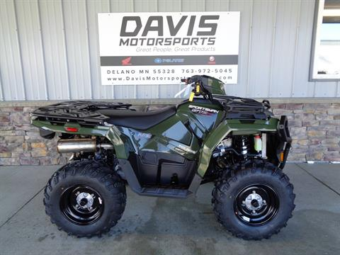 2021 Polaris Sportsman 570 EPS Utility Package in Delano, Minnesota - Photo 1