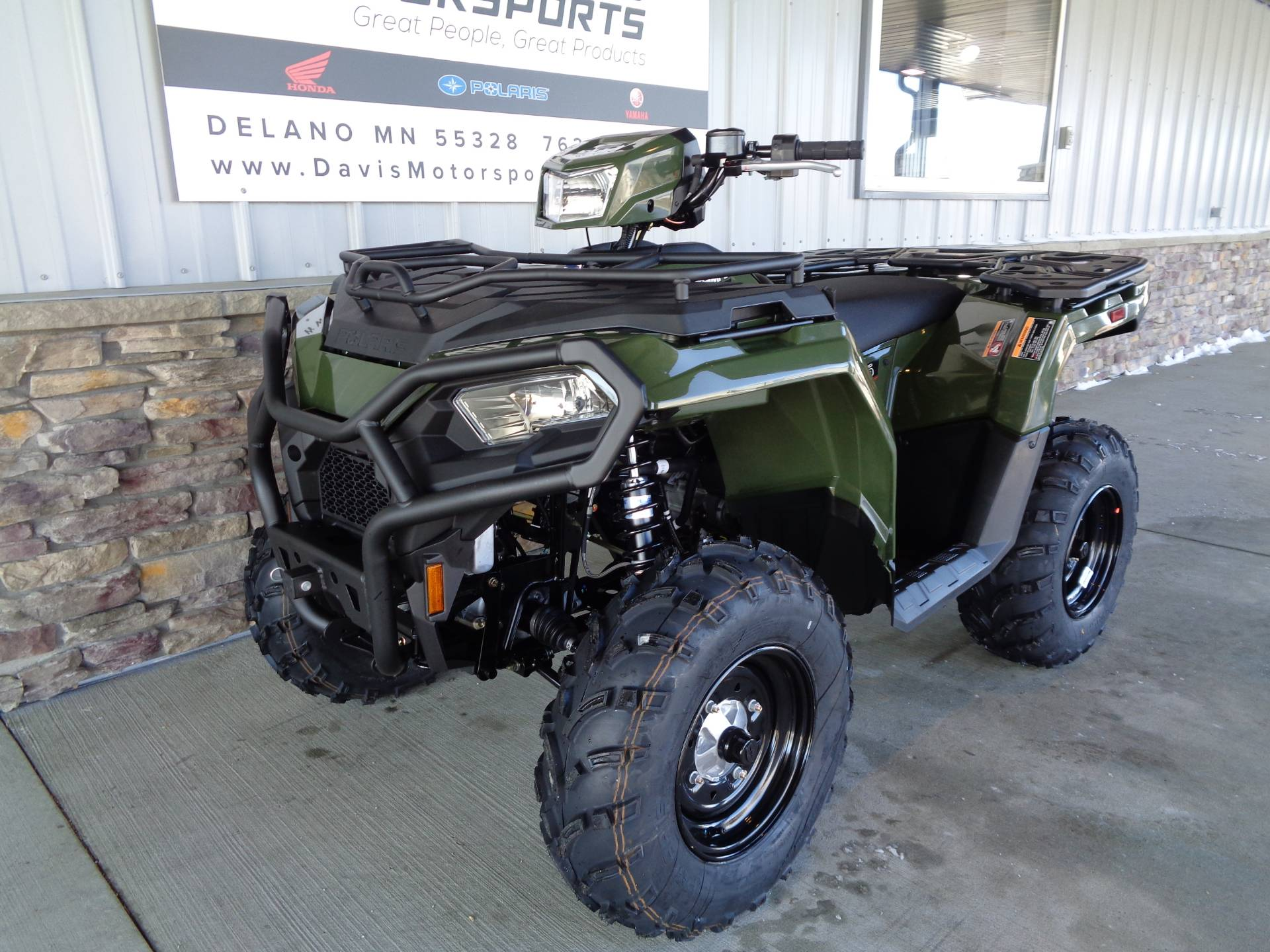 2021 Polaris Sportsman 570 EPS Utility Package in Delano, Minnesota - Photo 4