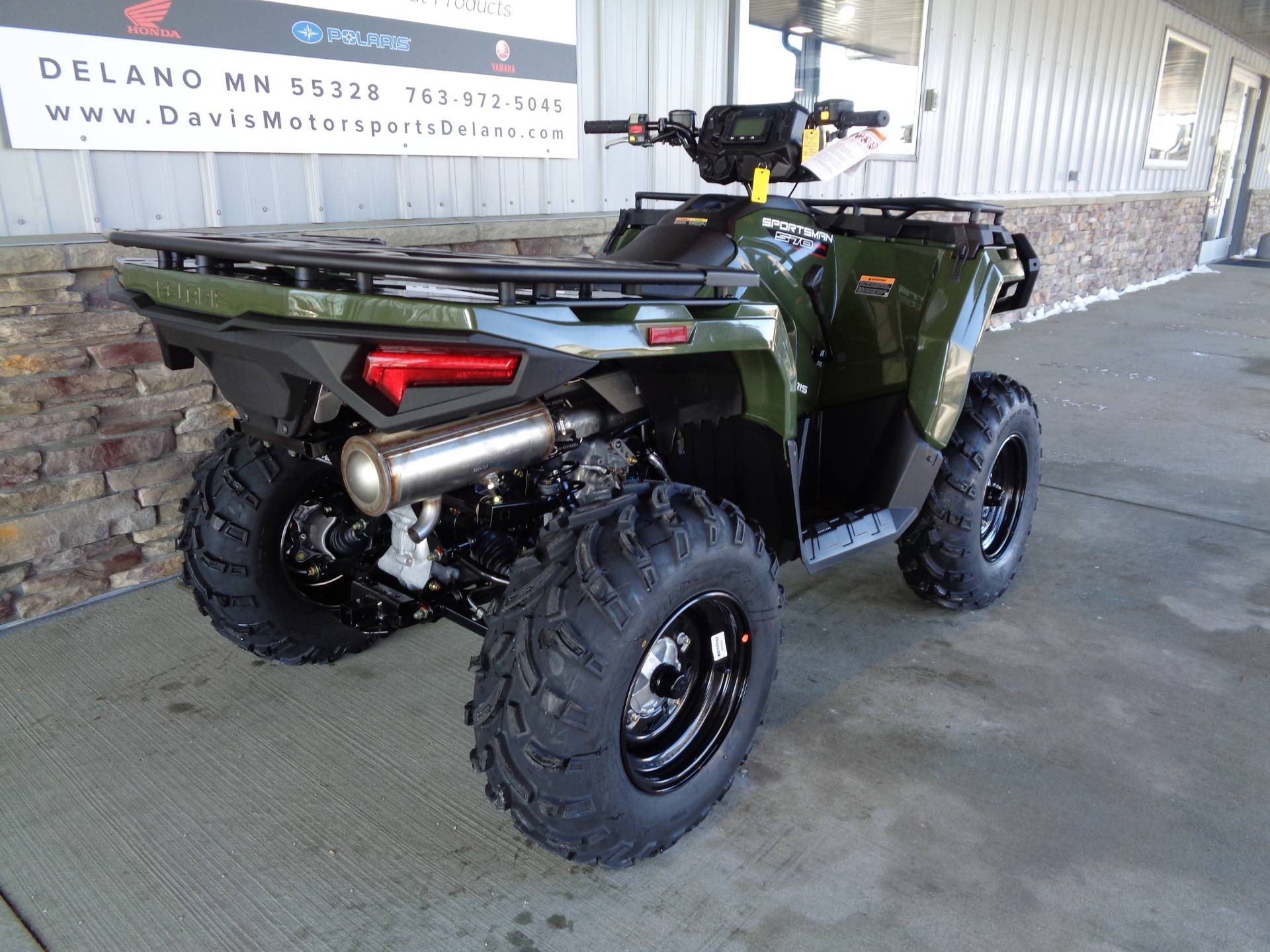 2021 Polaris Sportsman 570 EPS Utility Package in Delano, Minnesota - Photo 5