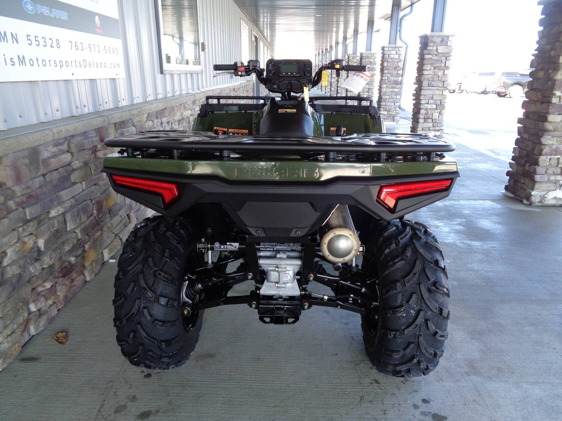 2021 Polaris Sportsman 570 EPS Utility Package in Delano, Minnesota - Photo 10