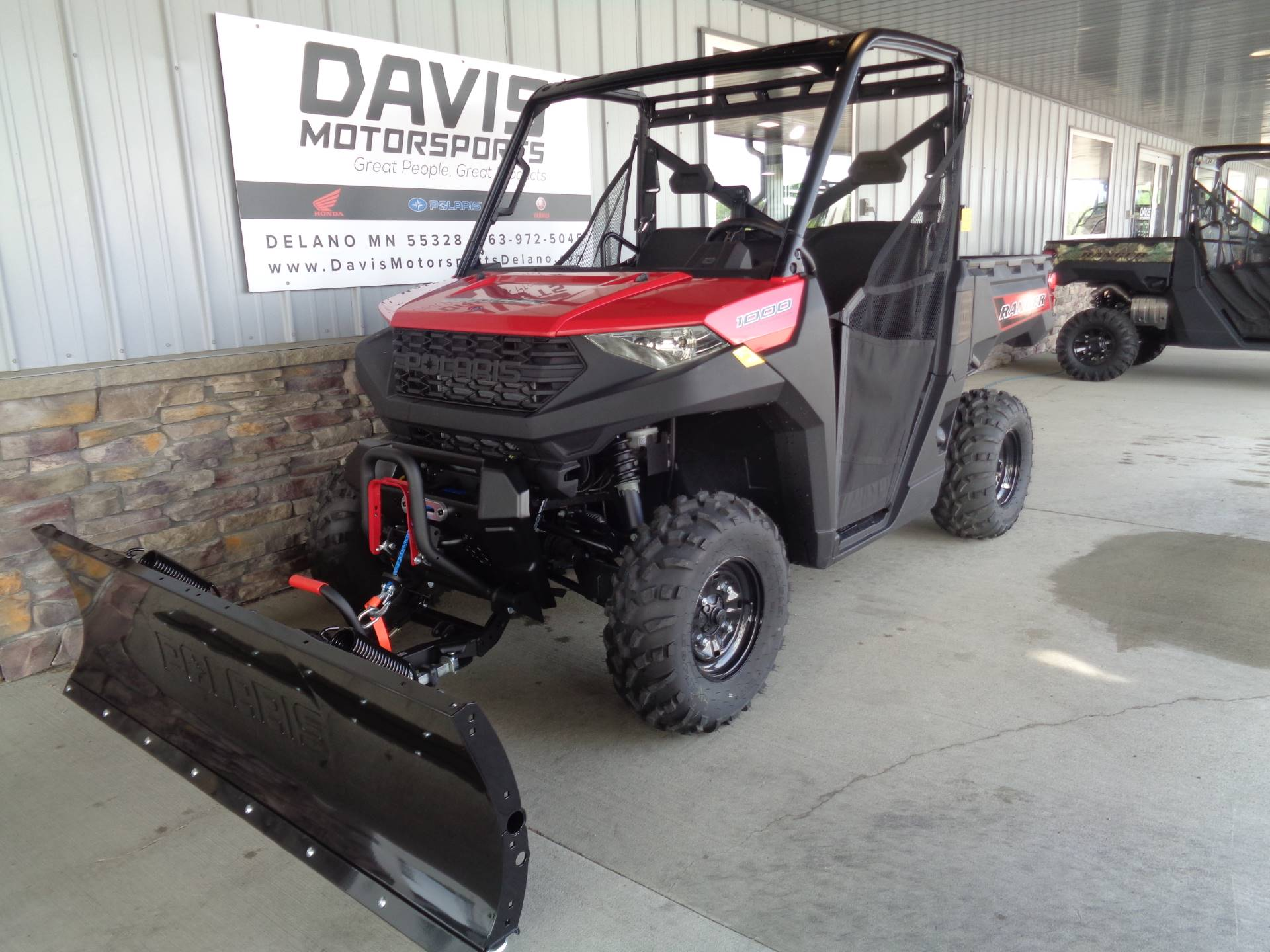 2020 Polaris Ranger 1000 EPS in Delano, Minnesota - Photo 4