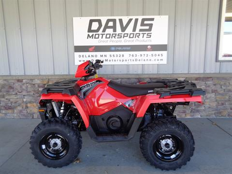 2019 Polaris Sportsman 450 H.O. EPS in Delano, Minnesota - Photo 2