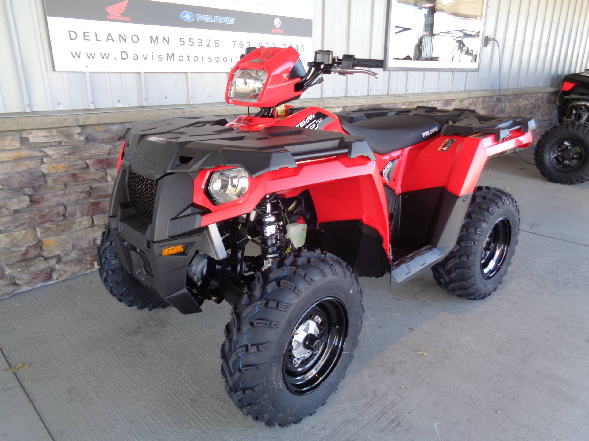2019 Polaris Sportsman 450 H.O. EPS in Delano, Minnesota - Photo 4