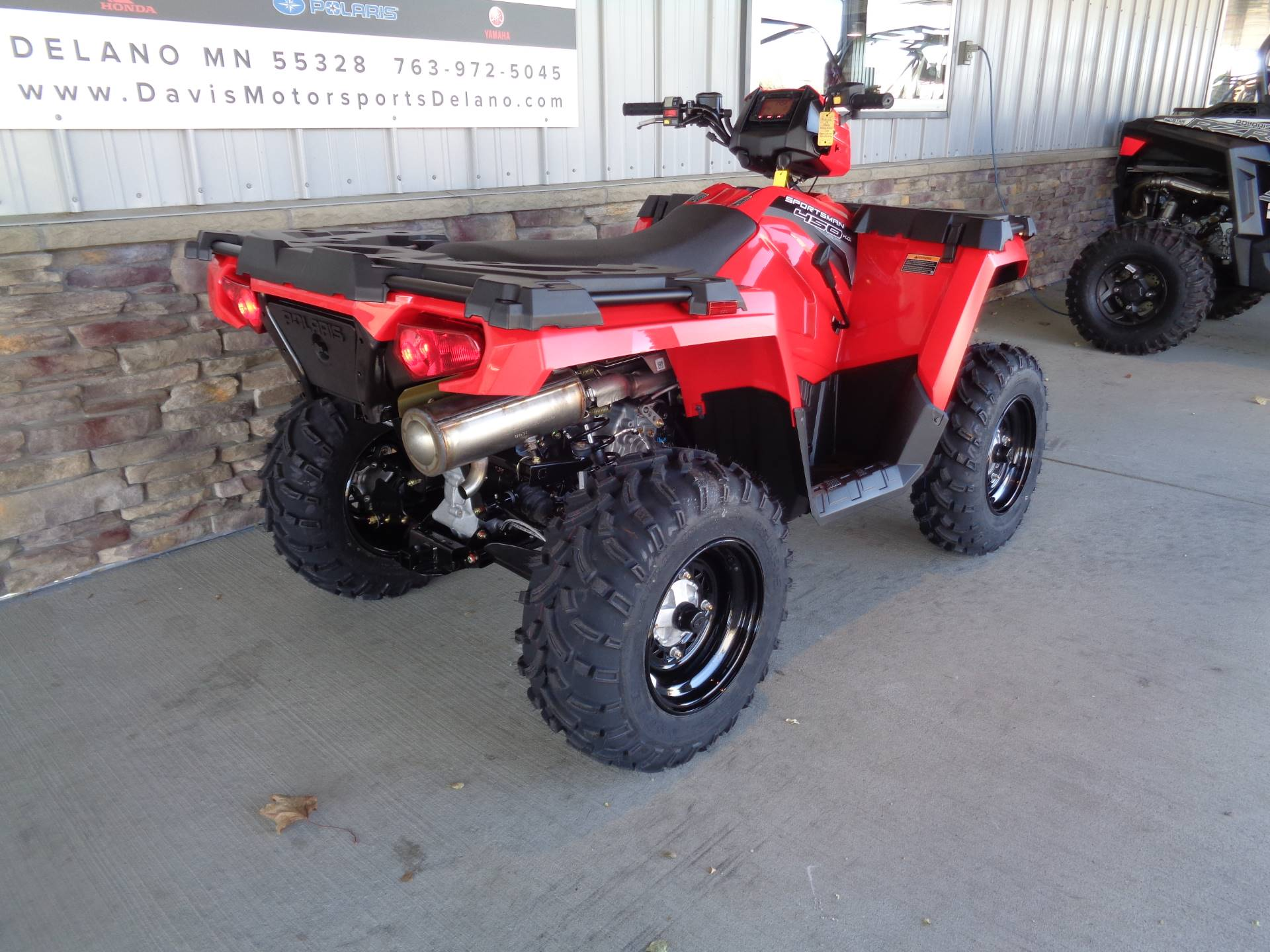 2019 Polaris Sportsman 450 H.O. EPS in Delano, Minnesota - Photo 5