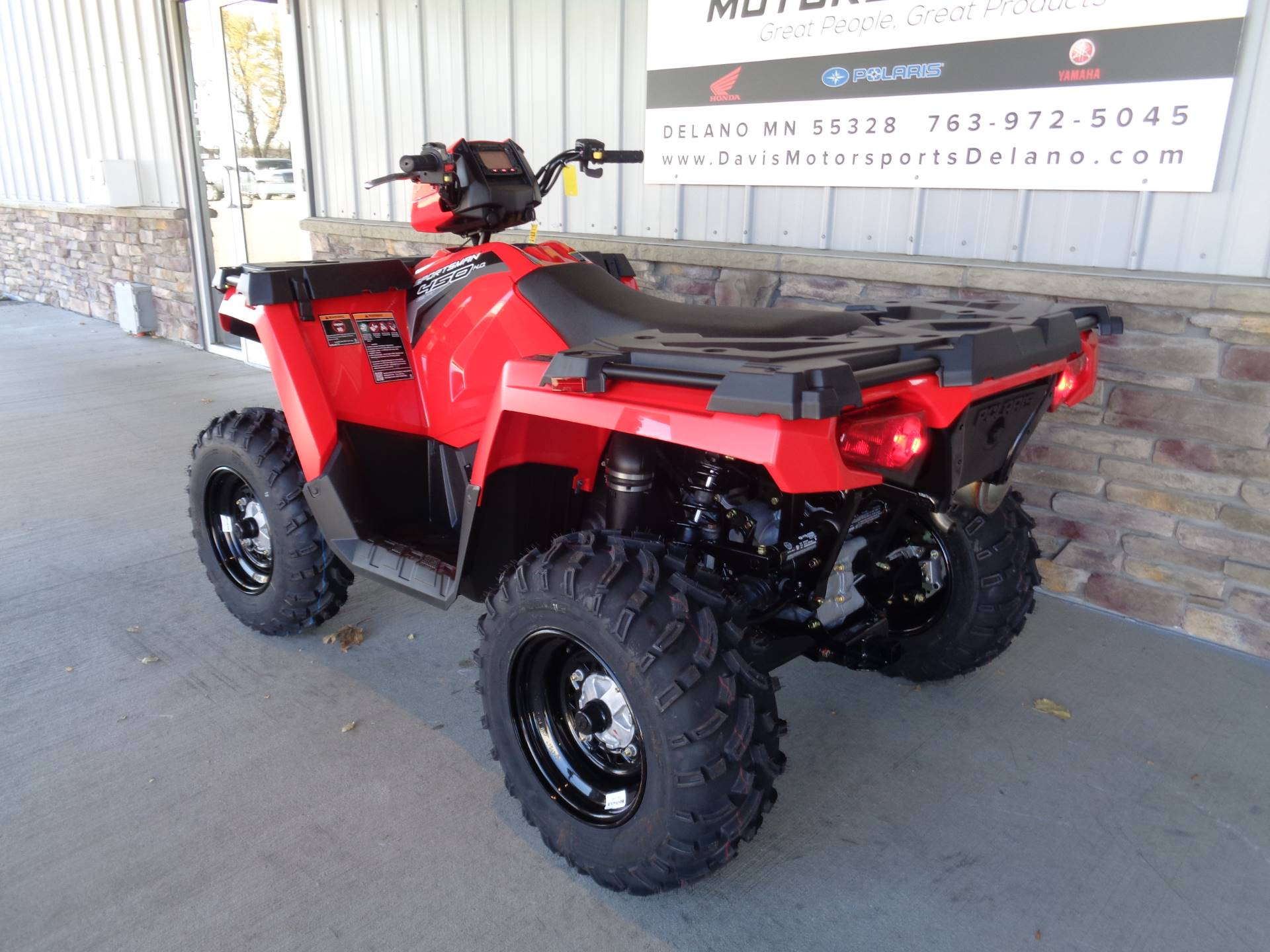 2019 Polaris Sportsman 450 H.O. EPS in Delano, Minnesota - Photo 6