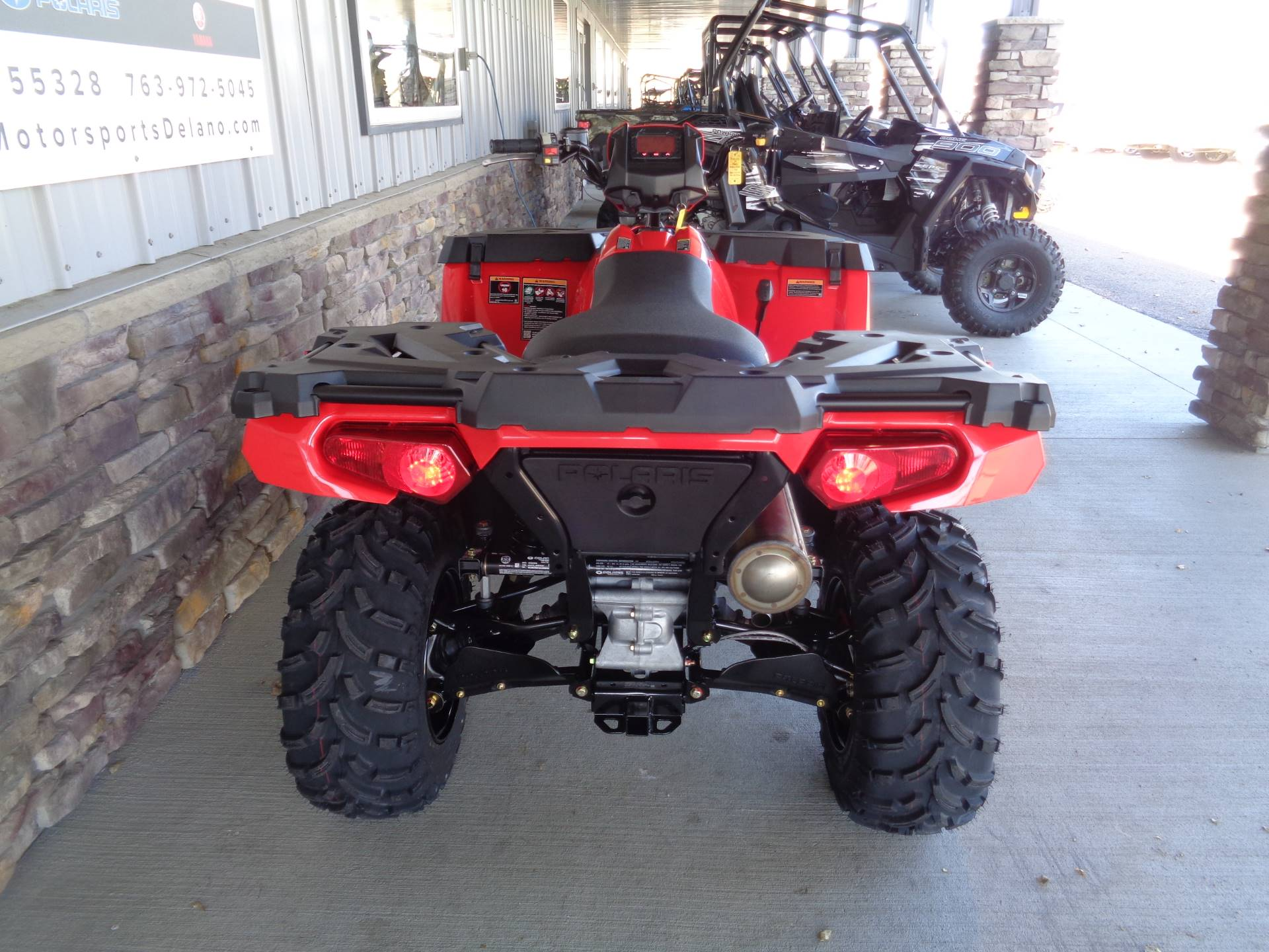 2019 Polaris Sportsman 450 H.O. EPS in Delano, Minnesota - Photo 9