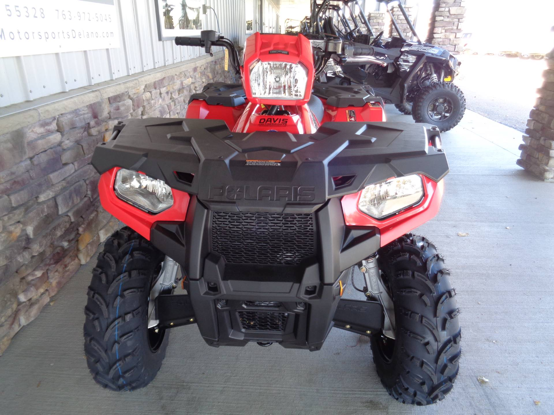 2019 Polaris Sportsman 450 H.O. EPS in Delano, Minnesota - Photo 10