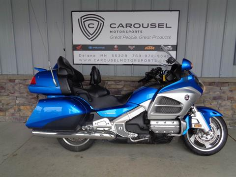 2012 Honda Gold Wing® in Delano, Minnesota