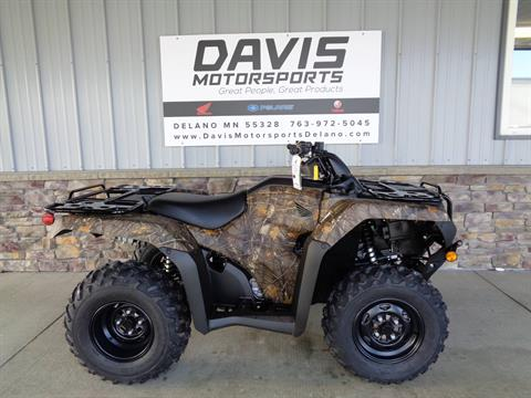 2021 Honda FourTrax Rancher 4x4 Automatic DCT EPS in Delano, Minnesota - Photo 1