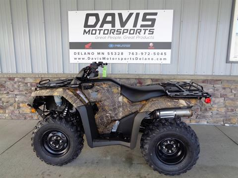 2021 Honda FourTrax Rancher 4x4 Automatic DCT EPS in Delano, Minnesota - Photo 2