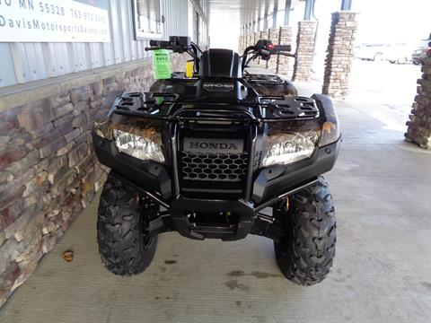 2021 Honda FourTrax Rancher 4x4 Automatic DCT EPS in Delano, Minnesota - Photo 9