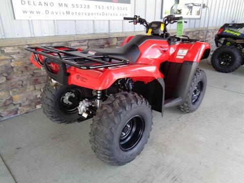 2018 Honda FourTrax Rancher 4x4 in Delano, Minnesota