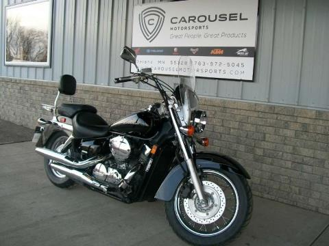 2009 Honda Shadow Aero®  (VT750C) in Delano, Minnesota