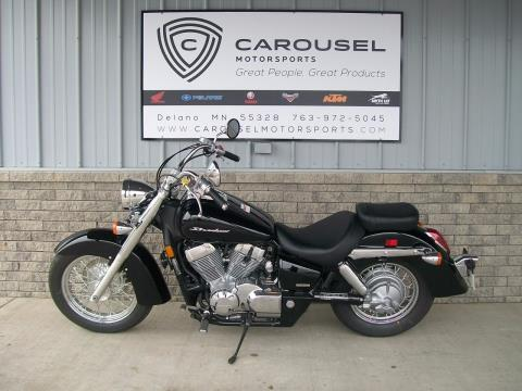 2013 Honda Shadow® Aero® (VT750C) in Delano, Minnesota