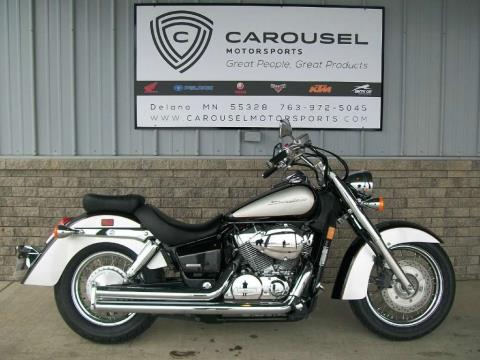 2012 Honda Shadow® Aero® (VT750C) in Delano, Minnesota
