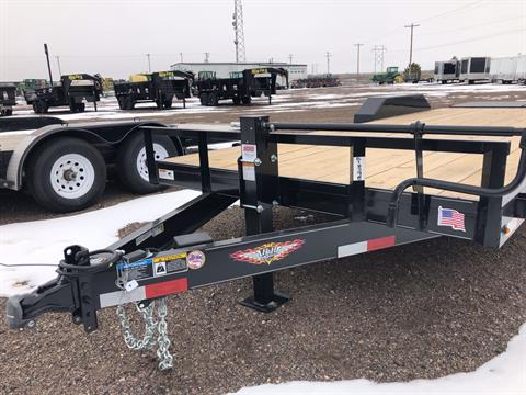 2019 H&H Trailers H&H 82X28 EX HD GN SPEEDLOADER 14K in Scottsbluff, Nebraska