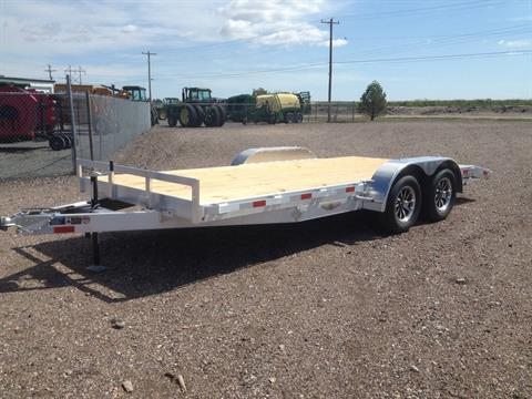 2020 H&H Trailers H8218HDAD-070 82x16+2 Dove Heavy Duty 7K in Scottsbluff, Nebraska