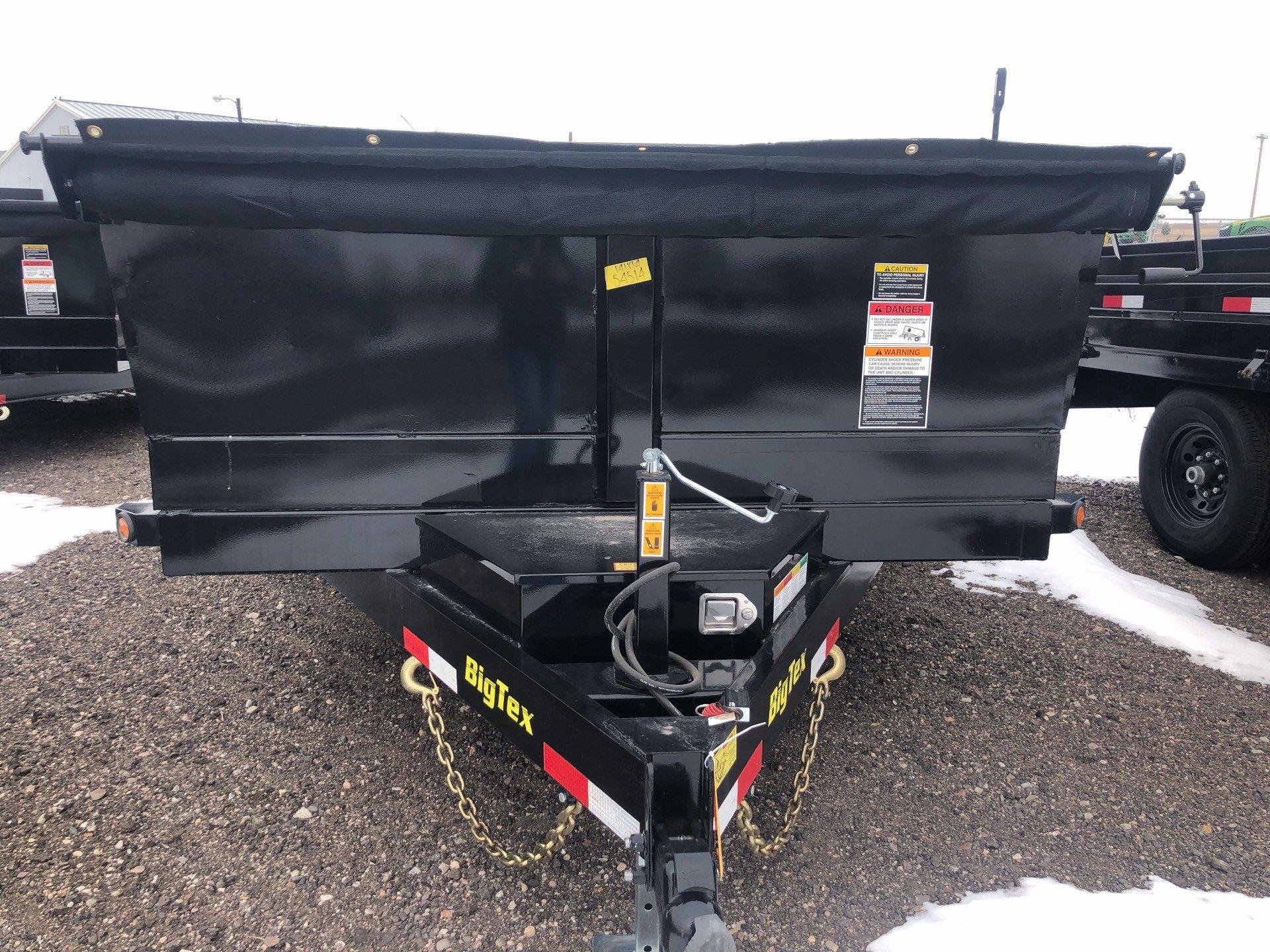 2019 Big Tex Trailers - Manufacturers BIG TEX 14' TANDEM DUMP TRAILER in  Scottsbluff, Nebraska