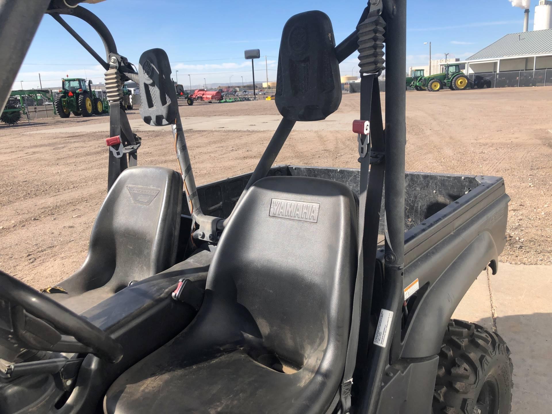 Used 2013 Yamaha Rhino 700 Fi Auto 4x4 Special Edition Utility Fuel Filter Location In Scottsbluff Nebraska