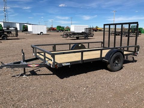 2021 H&H Trailers H7612RS-030 in Scottsbluff, Nebraska
