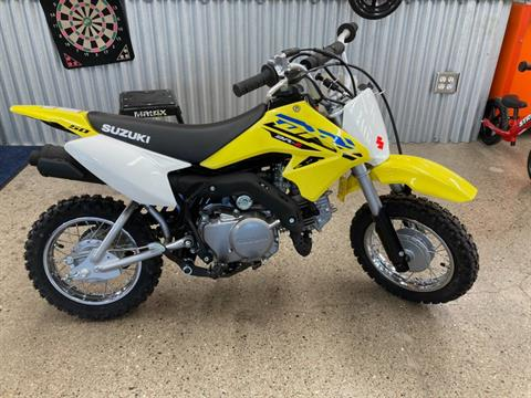 2021 Suzuki DR-Z50 in Scottsbluff, Nebraska - Photo 1