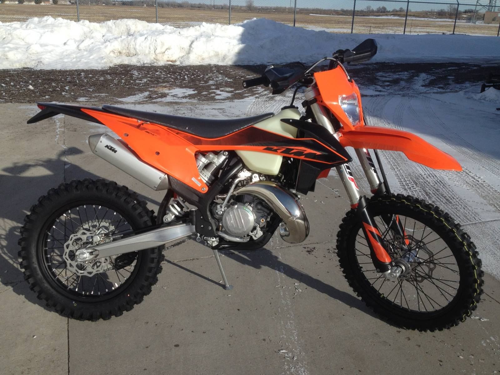 2020 KTM 150 XC-W TPI in Scottsbluff, Nebraska - Photo 1