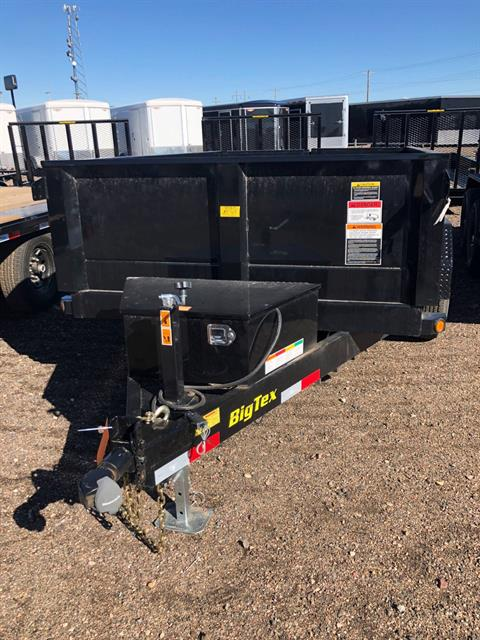 2019 Big Tex Trailers BIG TEX 10' DUMP TRAILER in Scottsbluff, Nebraska