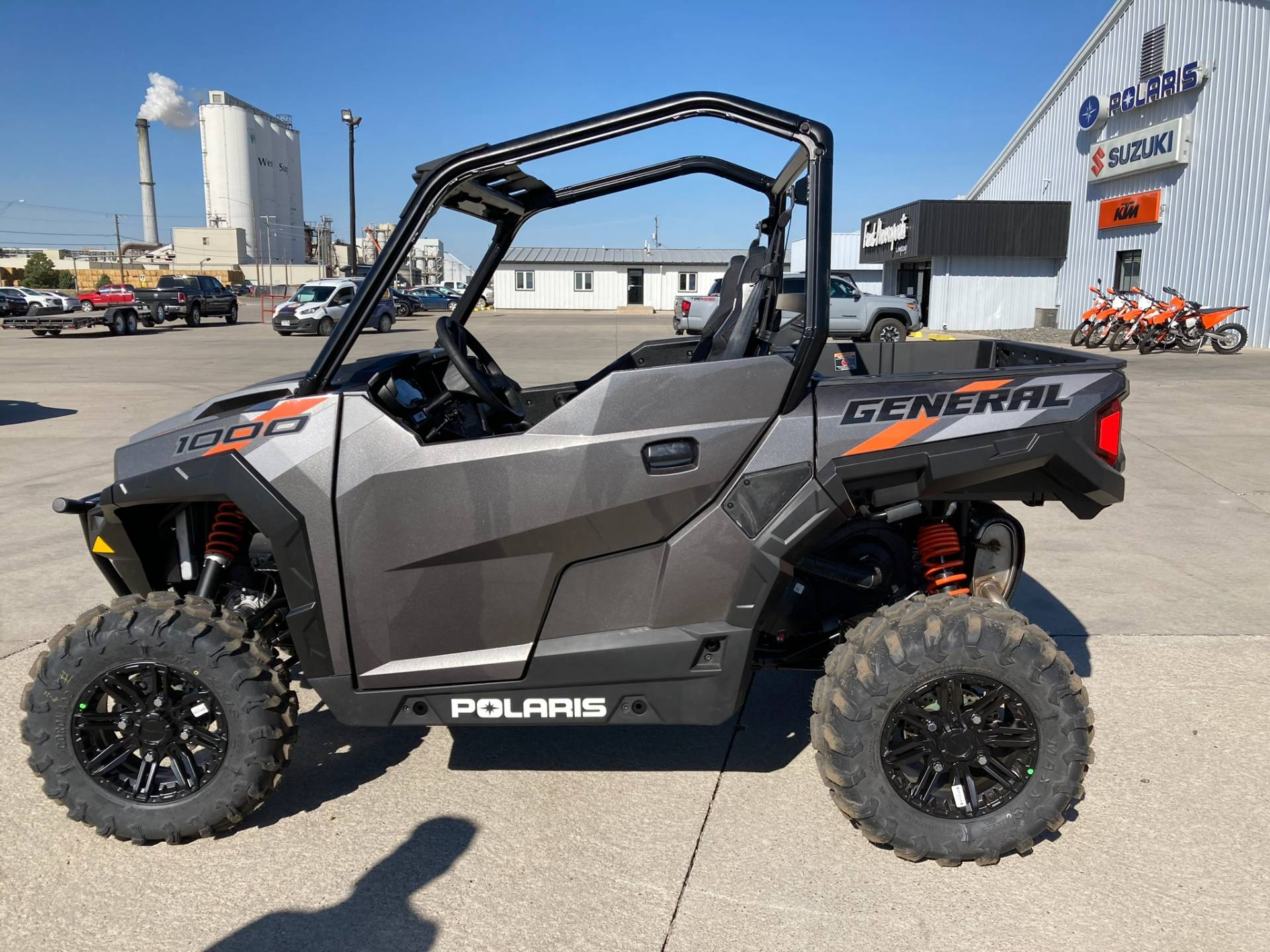 2021 Polaris General 1000 Premium in Scottsbluff, Nebraska - Photo 1