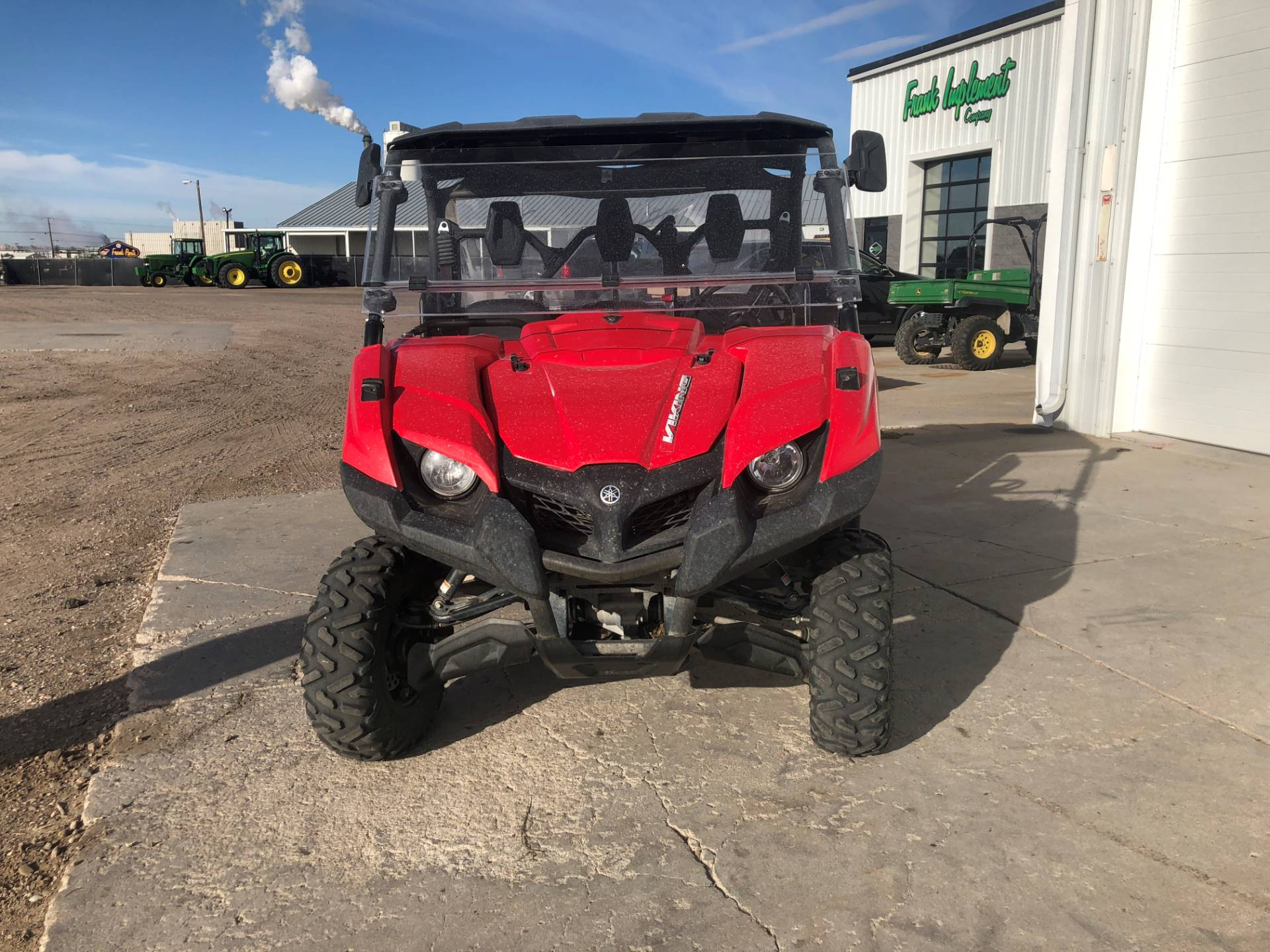 2017 Yamaha Viking EPS in Scottsbluff, Nebraska - Photo 2