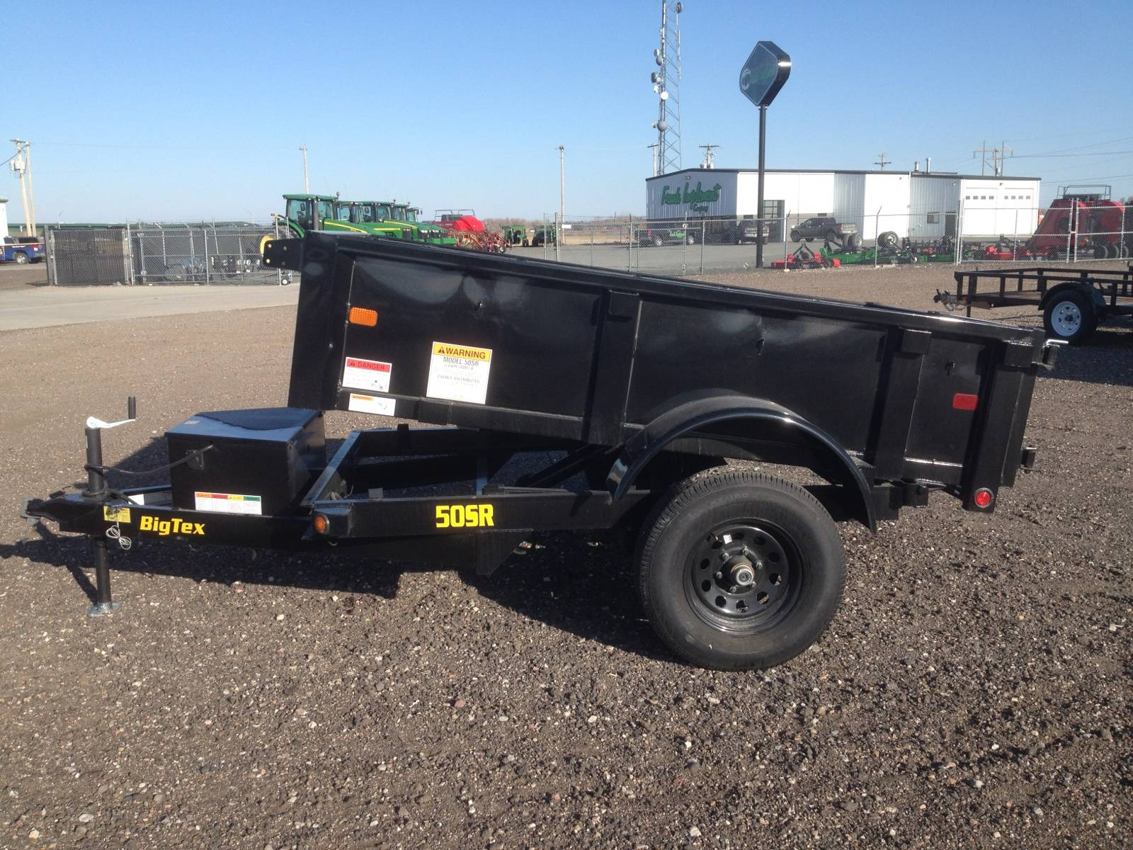 2020 Big Tex Trailers 50SR-08-5WDD in Scottsbluff, Nebraska