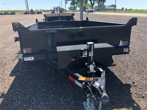2019 H&H 2019 H&H 76X10 UTILITY DUMP 10K TRAILER in Scottsbluff, Nebraska
