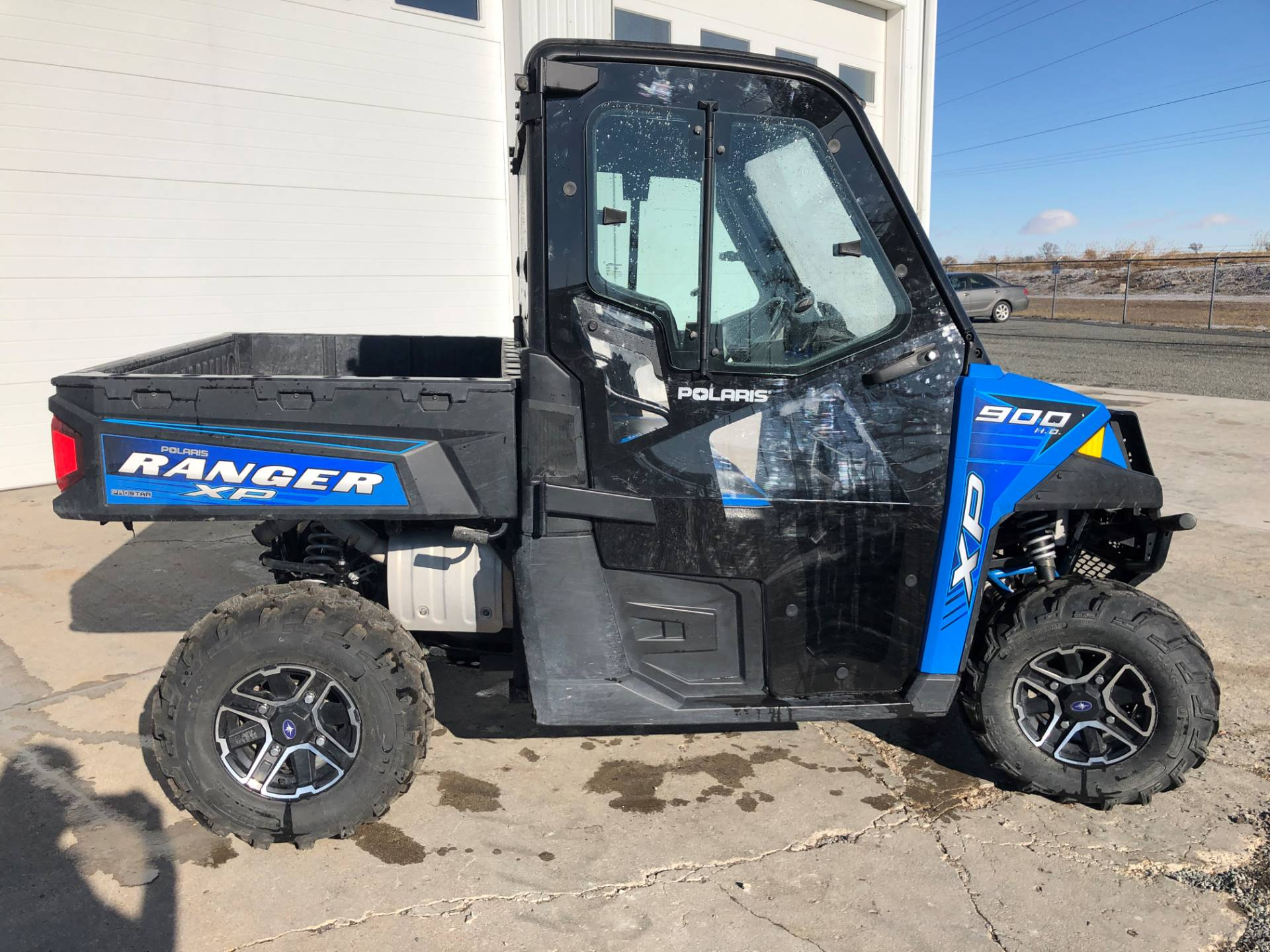 2016 Polaris Ranger XP 900 EPS in Scottsbluff, Nebraska - Photo 1