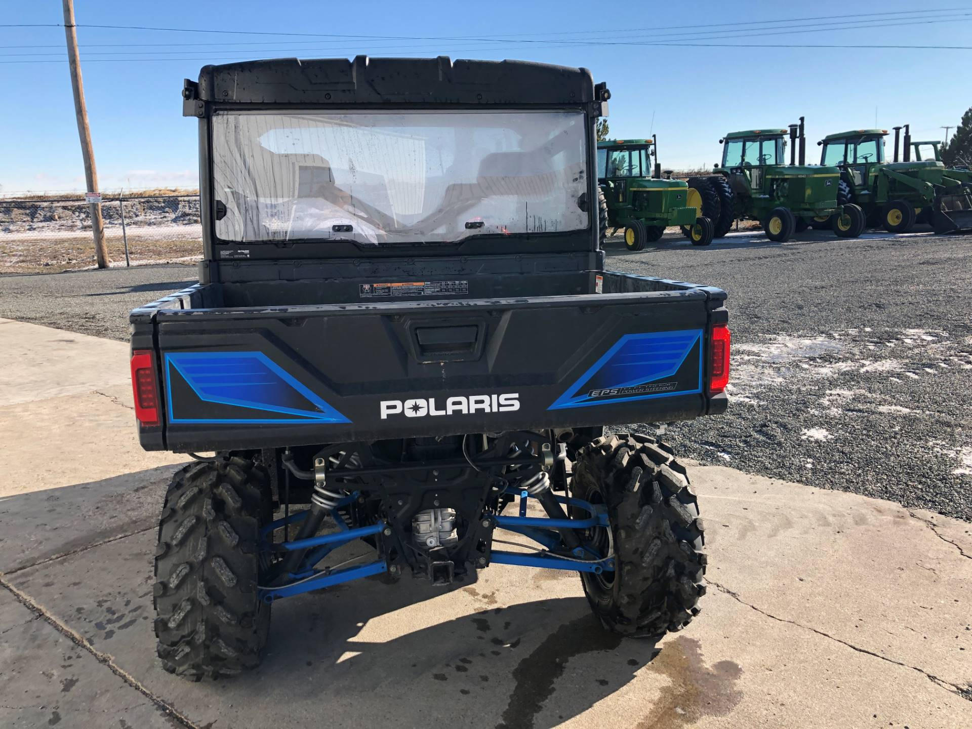 2016 Polaris Ranger XP 900 EPS in Scottsbluff, Nebraska - Photo 3
