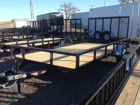 2019 H&H Trailers H8214RS-030 in Scottsbluff, Nebraska