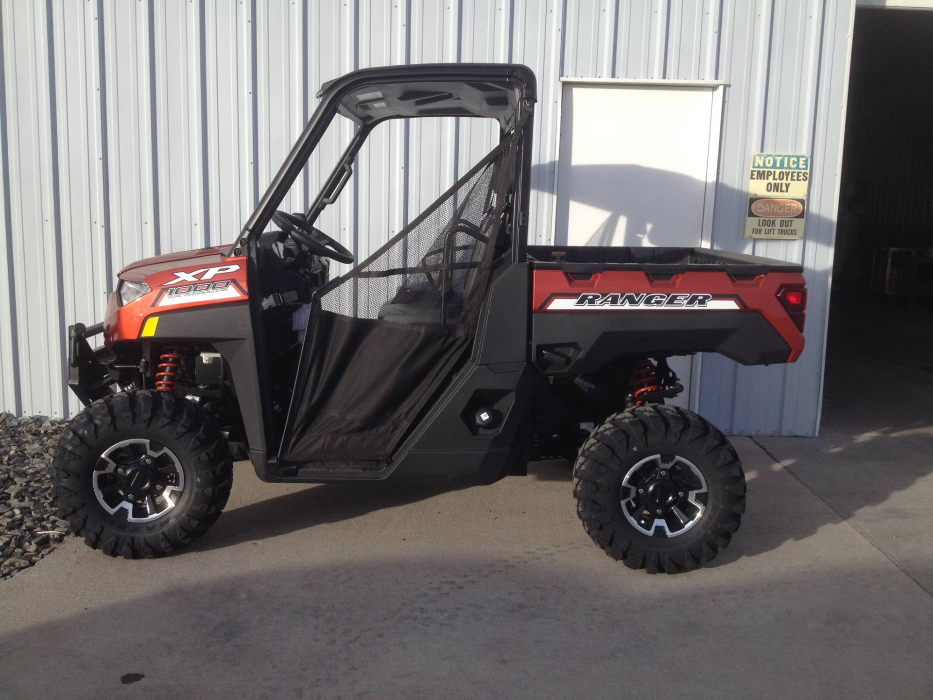 2020 Polaris Ranger XP 1000 Premium Winter Prep Package in Scottsbluff, Nebraska - Photo 1